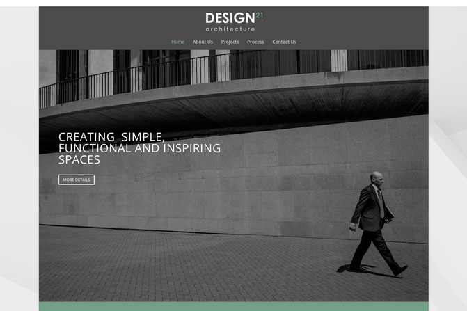 Design 21 Website Design and Build