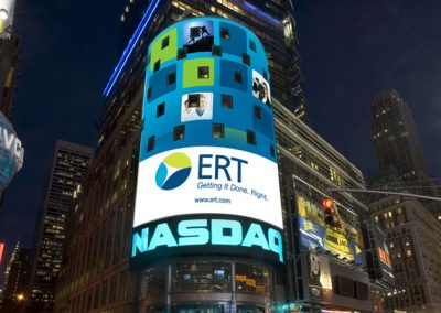 ERT Nasdaq Video Animation
