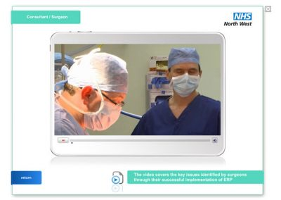 NHS Enhanced Recovery DVD Presentation