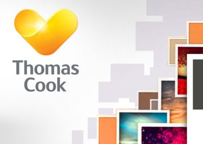 Thomas Cook News Layouts